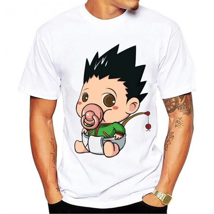 T-shirt Hunter de bébé Gon