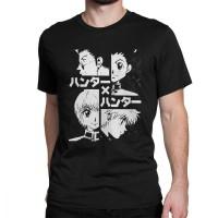 T-shirt Hunter x Hunter Léolio Gon Kurapika Kirua