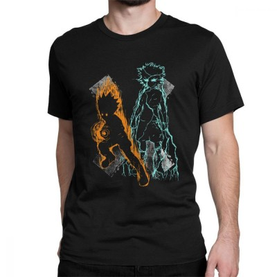 Tee-shirt Gon Kirua transformation Hunter x Hunter