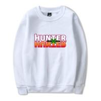 Sweat logo Hunter x Hunter blanc