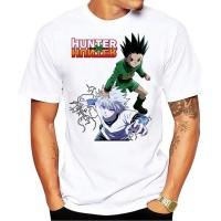 T-shirt Hunter de Gon et Kirua prêts au combat