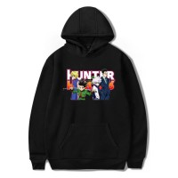 Sweat capuche Hunter x Hunter noir