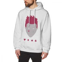 Sweat capuche Hisoka visage Hunter x Hunter