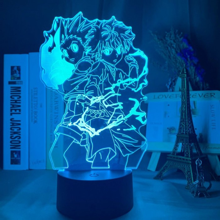 Lampe Hunter x Hunter