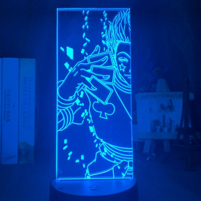 Lampe Hunter x Hunter Hisoka Cartes