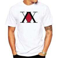 T-shirt logo association des Hunters rouge