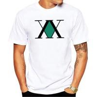 T-shirt logo association des Hunters vert
