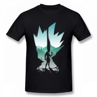 T-shirt Hunter : Gon transformation en adulte