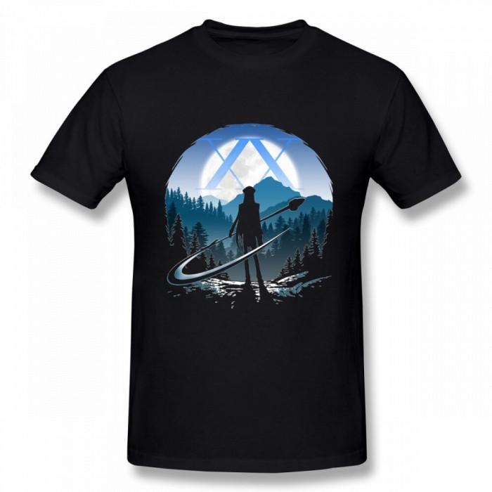 T-shirt Hunter x Hunter Silhouette Kaito